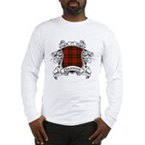 Skinner Tartan Shield Long Sleeve T-Shirt