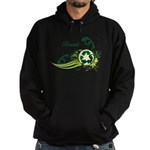 Hawaii Recycle T-Shirts and Gifts Hoodie (dark)