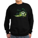Hawaii Recycle T-Shirts and Gifts Sweatshirt (dark