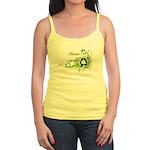 Hawaii Recycle T-Shirts and Gifts Jr. Spaghetti Ta