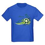 Hawaii Recycle T-Shirts and Gifts Kids Dark T-Shir