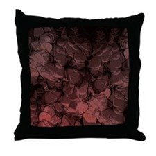 Guitar Pick Art #9 Throw Pillow