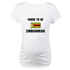 Proud To Be ZIMBABWEAN Shirt
