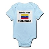 Proud To Be VENEZUELAN Onesie
