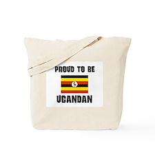 Proud To Be UGANDAN Tote Bag