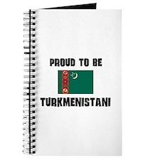 Proud To Be TURKMENISTANI Journal