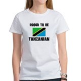 Proud To Be TANZANIAN Tee