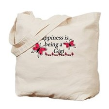 Butterfly Being A Gigi Tote Bag