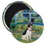 Bridge / Rat Terrier Magnet