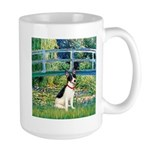 Bridge / Rat Terrier Large Mug