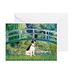 Bridge / Rat Terrier Greeting Cards (Pk of 10)