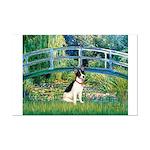 Bridge / Rat Terrier Mini Poster Print