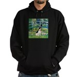 Bridge / Rat Terrier Hoodie (dark)