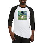 Bridge / Rat Terrier Baseball Jersey