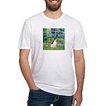 Bridge / Rat Terrier Fitted T-Shirt
