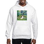 Bridge / Rat Terrier Hooded Sweatshirt