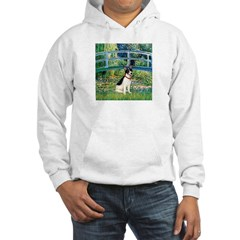 Bridge / Rat Terrier Hooded Sweatshirt