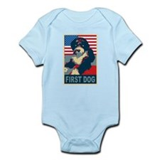 First Dog BO Obama Infant Bodysuit