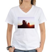 Mitten Buttes Sunrise Shirt
