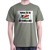 Proud To Be SEYCHELLOIS T-Shirt