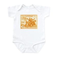Unique President socialism Infant Bodysuit