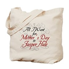Mother's Day Jasper Tote Bag