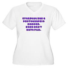 Everyone has a Photographic Memory.... Purple Wome