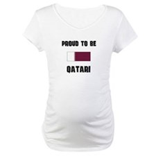 Proud To Be QATARI Shirt