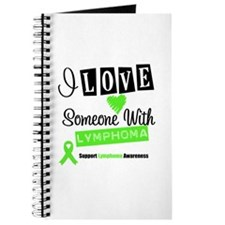 ILoveSomeoneWLymphoma Journal