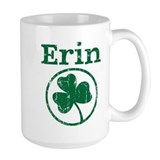 Erin shamrock Coffee Mug