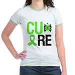 CureNon-HodgkinsLymphoma Jr. Ringer T-Shirt