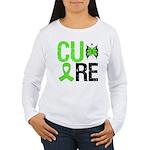 CureNon-HodgkinsLymphoma Women's Long Sleeve T-Shi