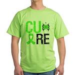 CureNon-HodgkinsLymphoma Green T-Shirt