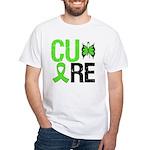 CureNon-HodgkinsLymphoma White T-Shirt