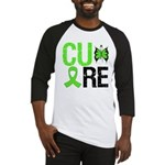 CureNon-HodgkinsLymphoma Baseball Jersey