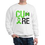 CureNon-HodgkinsLymphoma Sweatshirt