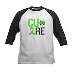 CureNon-HodgkinsLymphoma Kids Baseball Jersey