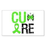 CureNon-HodgkinsLymphoma Rectangle Sticker 10 pk)