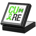 CureNon-HodgkinsLymphoma Keepsake Box