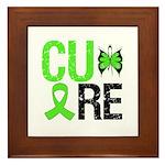 CureNon-HodgkinsLymphoma Framed Tile