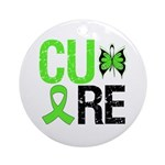 CureNon-HodgkinsLymphoma Ornament (Round)
