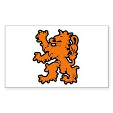 Holland Rectangle Decal