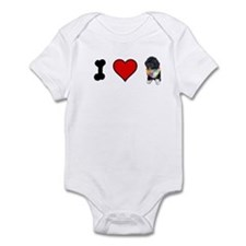 I Love Bo Infant Bodysuit