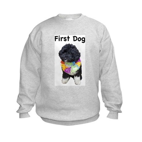 First Dog Bo Kids Sweatshirt