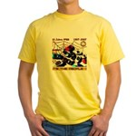 PPBB Speed Yellow T-Shirt (for Meredith)