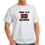 Proud To Be MALDIVAN T-Shirt
