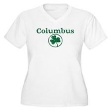 Columbus shamrock T-Shirt