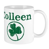 Colleen shamrock Coffee Mug