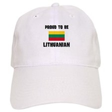 Proud To Be LITHUANIAN Baseball Cap