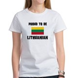 Proud To Be LITHUANIAN Tee